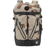 Scripps II Backpack khaki camo