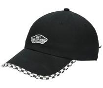 Check It Hat black checkerboard