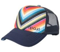 Combined Trucker Cap multicolor