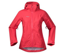 Letto Outdoor Jacket burgundy