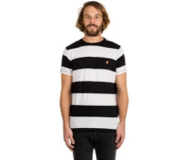 Burger X Vlcm Crew T-Shirt white