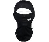 Merino Santa Rosa Hinge Facemask black
