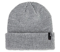 Heist Beanie light heather grey