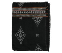 Heaven Of Curiosity Scarf anthracite tribal voice