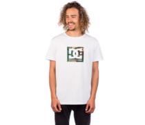 Camo Boxing T-Shirt snow white