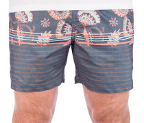 Spinner Stretch Layback Shorts navy