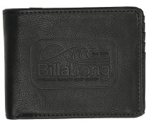 Walled Wallet black