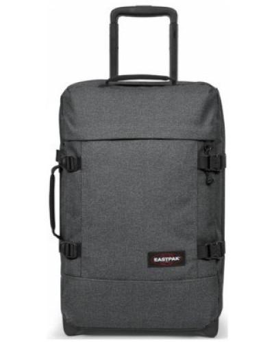 Tranverz S Travelbag black denim