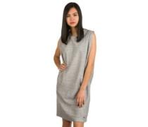 Esmeraude Jersey Dress grey melange