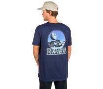 Moon T-Shirt navy