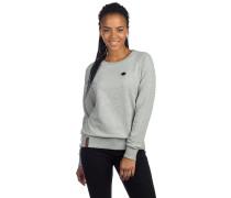 Fick Und Fotzi Sweater grey melange