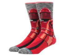 Red Guard Star Wars Socks grey