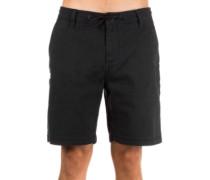 "Easy 19"" Shorts black"