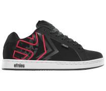 Metal Mulisha Fader Skate Shoes red