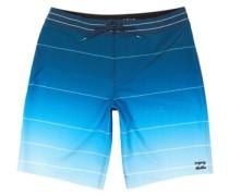 "Fluid Airlite 20"" Boardshorts blue"
