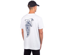 Pennant T-Shirt snow white