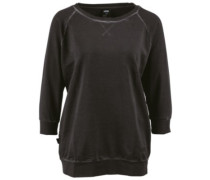 Leisure Sweater oiled black