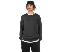 Washed Out Sweater washed charcoal