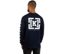 OG Bracket T-Shirt LS navy