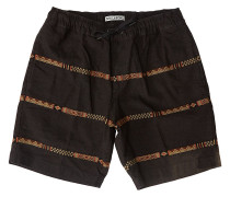 Larry Layback Jacqua Shorts black