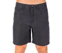 Nelson Surfwash Amphibian 18 Boardshorts black