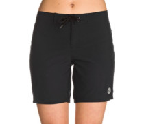 To Dye 7 Boardshorts true black