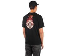 Florian T-Shirt flint black