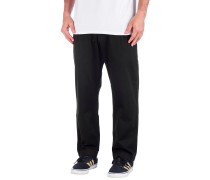 Reflex Loose Chino Pants Normal black
