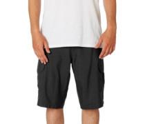 Slambozo Tech Shorts heather black