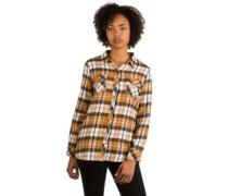 Desert Fly Shirt LS caramel