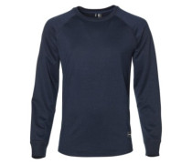 Cruizer Crew Sweater ink blue