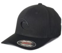 Tepan Curve Peak Cap black