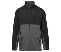 Polarized Anti-Series Fleece Jacket dark marle