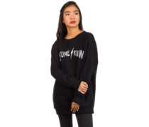 Me Too Crew Sweater black