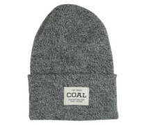 The Uniform Beanie black marl