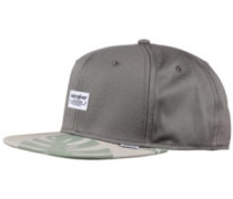 We Love Ugly Snapback Cap light olive
