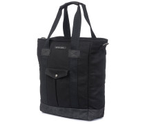Wanderer Tote Travel Bag black