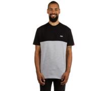 Colorblock T-Shirt black athletic