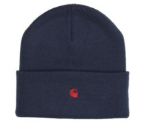 Madison Beanie blast red