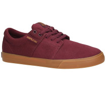Stacks II Vulc Skate Shoes lt gum