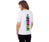 Swallow Tail T-Shirt white