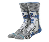 R2 Unit Star Wars Socks grey
