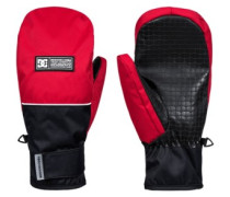 Franchise Mittens racing red