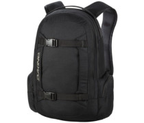 Mission 25L Backpack black