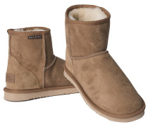 Classic Short Warm Shoes chestnut