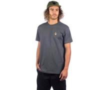 Flutscher T-Shirt coal