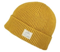 Bouncer Wool Mix Beanie nugget gold