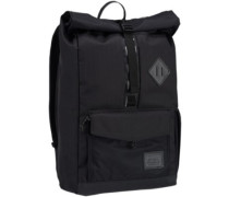 Export Backpack true black heather twill