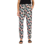 Easy Peasy Pants anthracite tropicalababa