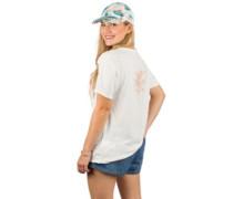 Star Solar T-Shirt snow white